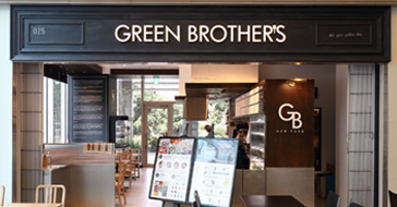 GREEN BROTHERS<br>SENGOKUYAMA-MORITOWER
